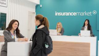 To Insurancemarket φέρνει μία νέα εμπειρία ασφάλισης στο Σύνταγμα!