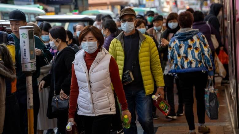 Κοροναϊός: Μεταδίδεται από απόσταση δύο μέτρων - Δραστικά μέτρα σε Μόσχα και Χονγκ Κονγκ