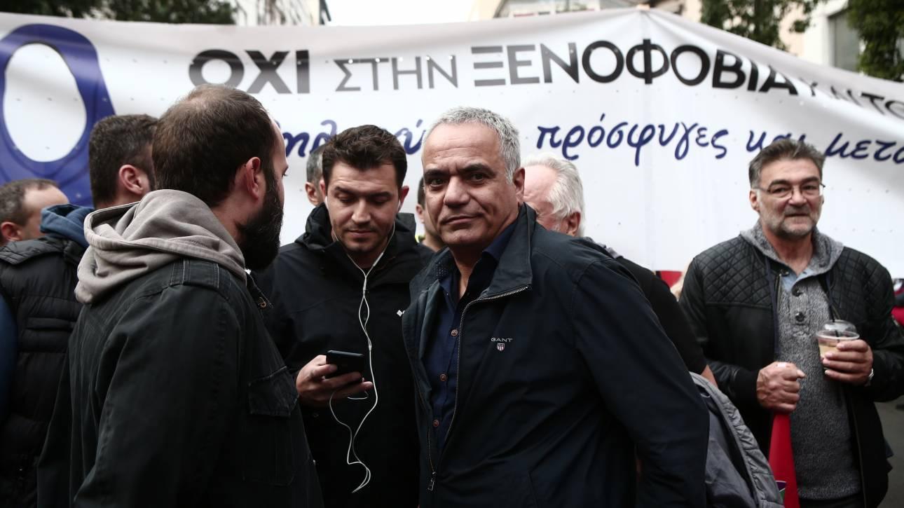 Σκουρλέτης στο CNN Greece: Όχι σε εσωκομματικό δημοψήφισμα για το όνομα του ΣΥΡΙΖΑ