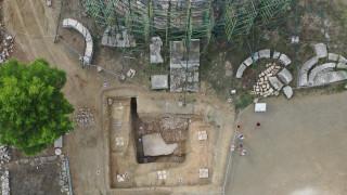 Ασκληπιείο Επιδαύρου: «Φως» στο περίφημο ιερό ρίχνει η ανακάλυψη οικοδομήματος κάτω από τη Θολό