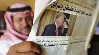 Ειρηνευτικό σχέδιο Τραμπ: Σύμφωνη η Σαουδική Αραβία - Ενθαρρύνει την έναρξη διαπραγματεύσεων