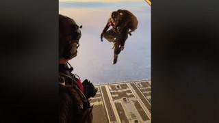 Εντυπωσιακό βίντεο από κοινή στρατιωτική άσκηση Ελλήνων και Αμερικανών
