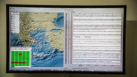 Σεισμός νότια της Ρόδου