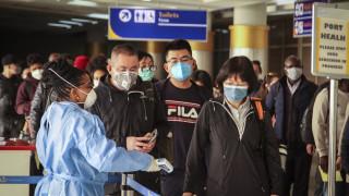 Κοροναϊός: Ανησυχητική η μετάδοση από άνθρωπο σε άνθρωπο εκτός Κίνας