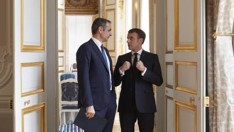 Στρατηγική και επενδυτική συμμαχία Ελλάδας - Γαλλίας