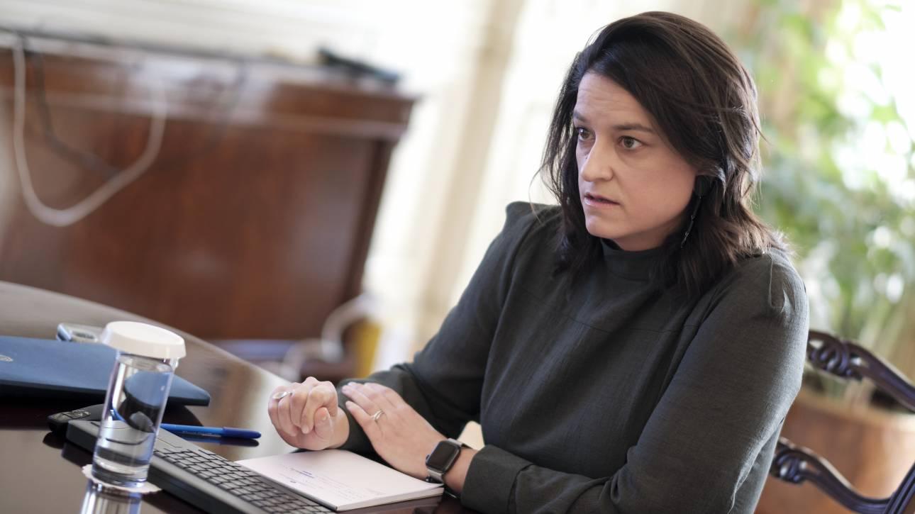 ΔΟΑΤΑΠ: Τον Ορέστη Καλογήρου προτείνει η Κεραμέως για επικεφαλής