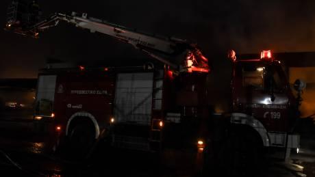 Νεκρή ηλικιωμένη από φωτιά στο σπίτι της στο Βέλο Κορινθίας