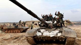 Συρία: Ανακατάληψη στρατηγικής πόλης από τον συριακό στρατό μετά από επτά χρόνια