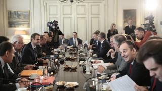 Συνεδρίαση του υπουργικού συμβουλίου στις 11:00