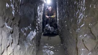 Ανακαλύφθηκε το μεγαλύτερο τούνελ διακίνησης ναρκωτικών στο Σαν Ντιέγκο