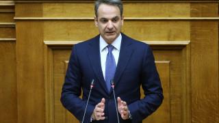 Αναμένεται παρέμβαση Μητσοτάκη στη Βουλή για το ποδόσφαιρο