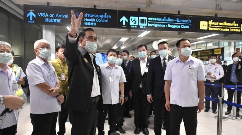 Κοροναϊός: «Απομονώνεται» η Κίνα - Ακυρώνονται πτήσεις