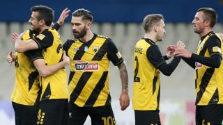AEK - Aστέρας Τρίπολης 2-0: Ετοιμάζεται για τα προημιτελικά