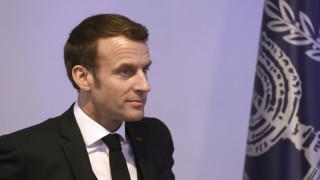 Ο Μακρόν εκφράζει αμφιβολίες για το αμερικανικό ειρηνευτικό σχέδιο στη Μέση Ανατολή