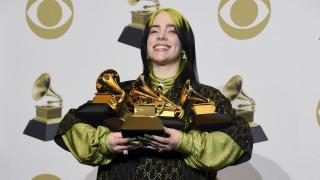 Όσκαρ 2020: Η Μπίλι Άιλις θα τραγουδήσει στην τελετή απονομής