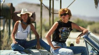 Σούζαν Σάραντον και Τζίνα Ντέιβις: Η Θέλμα και η Λουίζ, πάλι μαζί, 29 χρόνια μετά (pics)