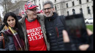 Brexit: Το μετάνιωσαν οι Βρετανοί; - Πανηγυρισμοί αλλά και αντιδιαδηλώσεις λίγο πριν το «διαζύγιο»