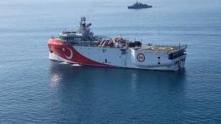 Από τις 14 Ιανουαρίου η τουρκική navtex για το Oruc Reis
