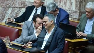 ΣΥΡΙΖΑ: Σκουρλέτης και Παππάς αντιμέτωποι στο δρόμο προς το συνέδριο
