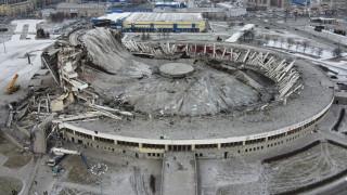 Ρωσία: Κατέρρευσε οροφή αθλητικού συγκροτήματος - Ένας νεκρός