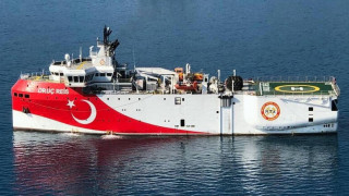 Oruc Reis: Ο διάλογος του Τούρκου κυβερνήτη με τη φρεγάτα «Νικηφόρος Φωκάς»
