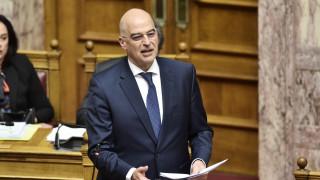 Δένδιας: Η Ελλάδα είναι προετοιμασμένη για το Brexit