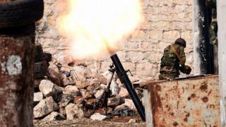 Συρία: Επίθεση ανταρτών στο Χαλέπι με τη στήριξη της Τουρκίας