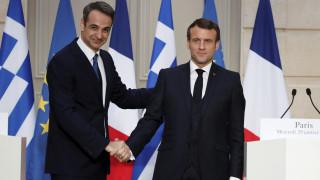 Γαλλική «ασπίδα» στην Ανατολική Μεσόγειο με αεροπλανοφόρο και φρεγάτες