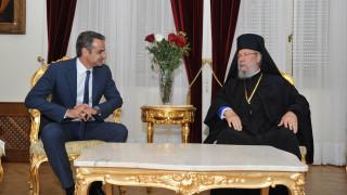 Εξιτήριο έλαβε ο Αρχιεπίσκοπος Χρυσόστομος από κλινική της Β. Καρολίνας