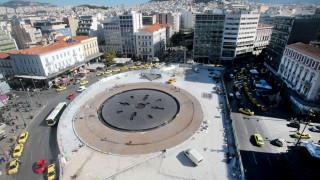«Ομόνοια όπως παλιά»: Εντυπωσιακές εικόνες από την ανάπλαση της πλατείας