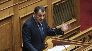 Παναγιωτόπουλος: Αναφαίρετο δικαίωμά μας τα 12 μίλια