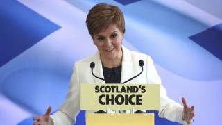 Πρωθυπουργός Σκωτίας: Θα επιστρέψουμε ως ανεξάρτητο κράτος στην ΕΕ