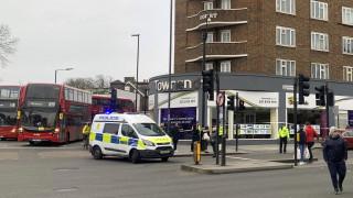 Τρομοκρατική επίθεση στο Λονδίνο: Βίντεο από τη στιγμή της εξουδετέρωσης του δράστη