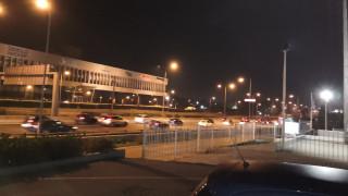 Κυκλοφοριακό κομφούζιο στην Αθηνών - Λαμίας μετά από καραμπόλα
