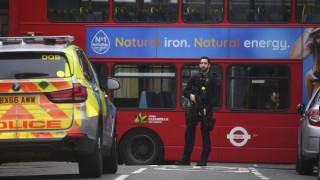 Λονδίνο: Τρεις οι τραυματίες από την τρομοκρατική επίθεση