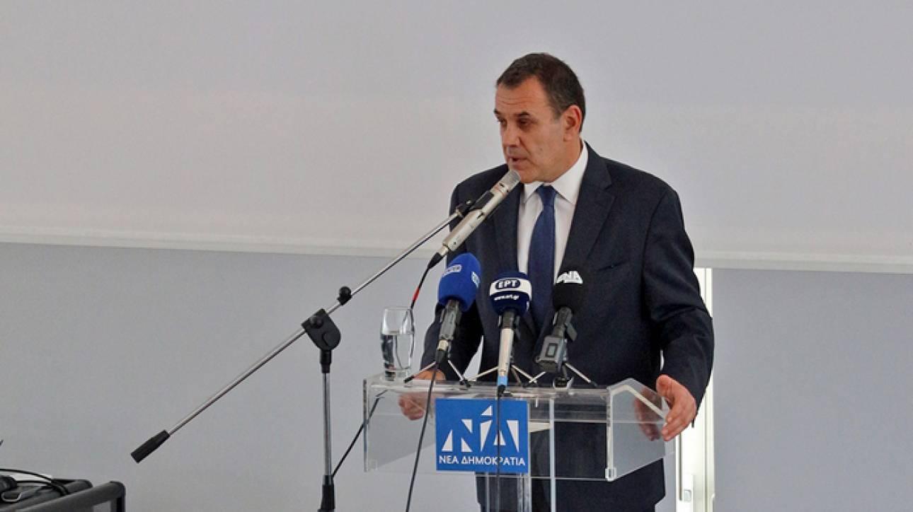 Παναγιωτόπουλος: Η Ελλάδα επέδειξε ψυχραιμία και ετοιμότητα για το Oruc Reis