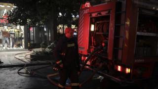 Τραγωδία στον Ορχομενό: Νεκρός μετά από πυρκαγιά