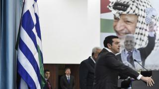 ΣΥΡΙΖΑ: «Όχι» Τσίπρα στο σχέδιο Τραμπ για την Παλαιστίνη