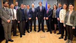 Συνάντηση Πιερρακάκη με την Amazon Web Services για την επένδυση της εταιρείας στην Ελλάδα