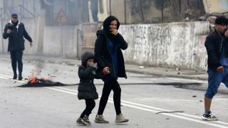 ΣΥΡΙΖΑ για τα επεισόδια στη Μόρια: Η κυβέρνηση είναι αποκλειστικά υπεύθυνη