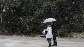 Καιρός: Πέφτει κατακόρυφα η θερμοκρασία από Τετάρτη - Από πού θα αρχίσει η «λευκή εισβολή»