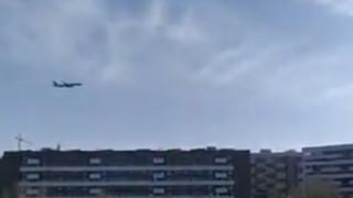 Συναγερμός σε πτήση της Air Canada στη Μαδρίτη - Δείτε το βίντεο