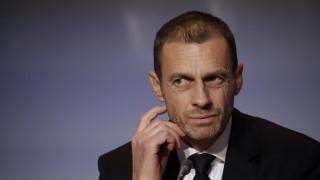 Στην Αθήνα το προσεχές διάστημα ο πρόεδρος της UEFA