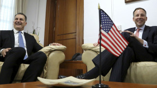 Επίσκεψη – μήνυμα στον Ερντογάν: Στην Κύπρο υφυπουργός Εξωτερικών των ΗΠΑ