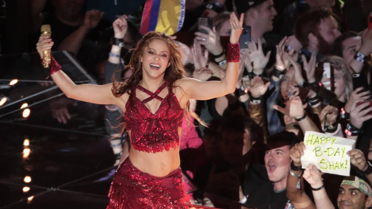 Super Bowl: Η κίνηση της Σακίρα που έγινε viral – Τι σημαίνει