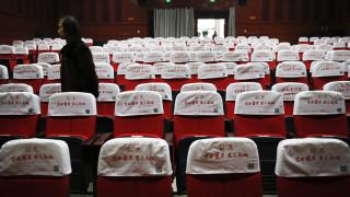 Κίνα: Σταματά η παραγωγή ταινιών και τηλεοπτικών σειρών λόγω του κοροναϊού