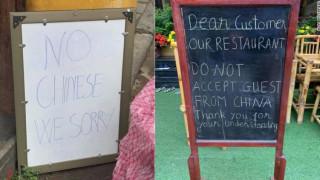 Νέος κοροναϊός: Περιστατικά ξενοφοβίας και ρατσισμού υπό τον «μανδύα» της πρόληψης