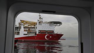 Κυπριακή ΑΟΖ: Κυρώσεις σε δύο Τούρκους από την ΕΕ για τις παράνομες γεωτρήσεις