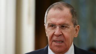 Λαβρόφ: Καλούμε την Τουρκία να συμμορφωθεί με τις συμφωνίες του Σότσι