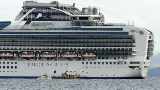 Κοροναϊός: Πάνω από 10 κρούσματα σε κρουαζιερόπλοιο στην Ιαπωνία με 3.711 επιβάτες
